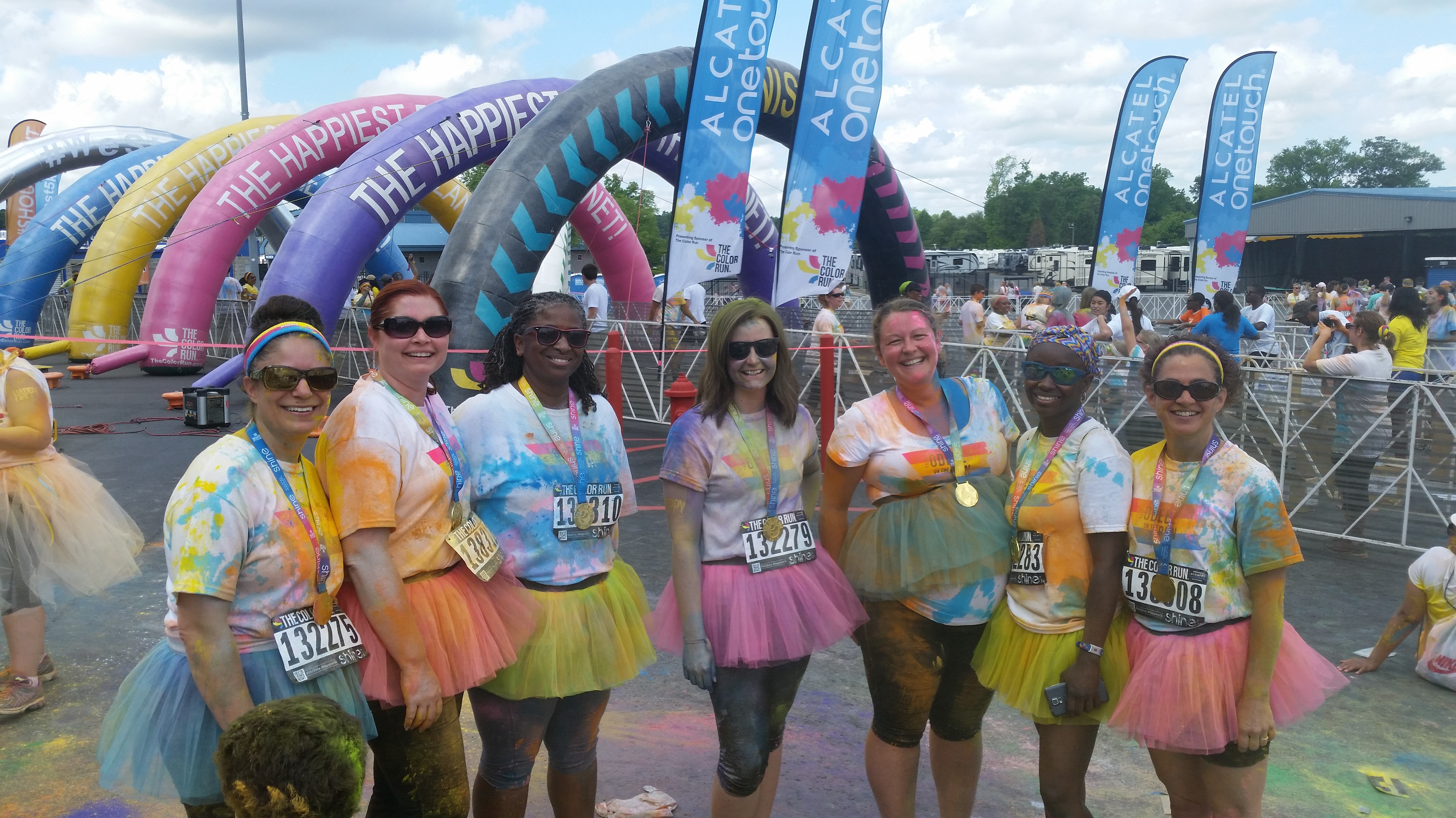 Odell - Community Events - Color Run