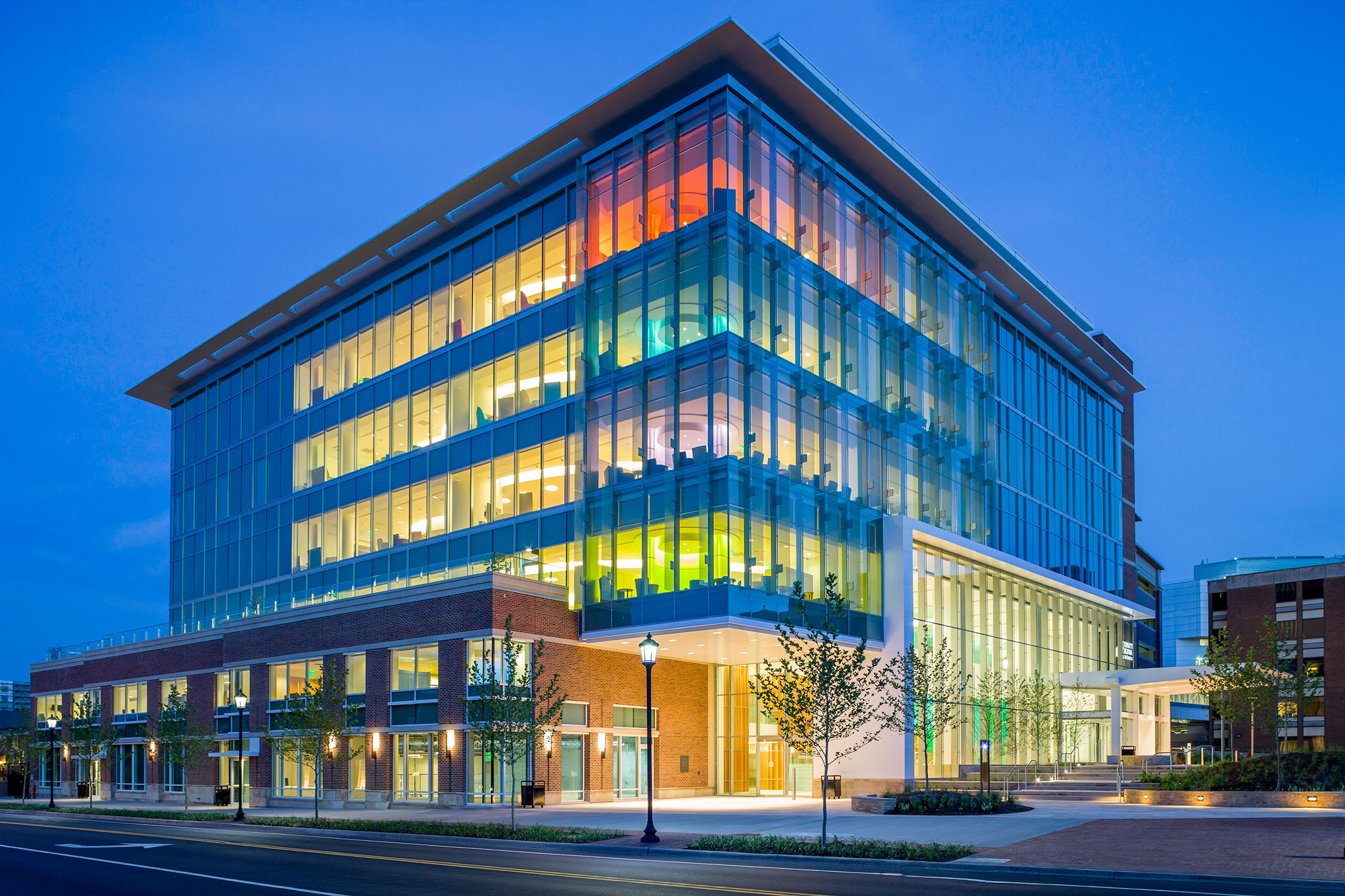 UVA Health System - Odell Architecture